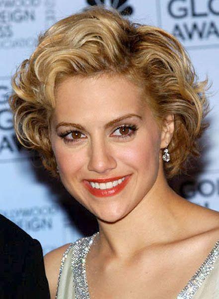 Celebrity Short Wavy Hair Wavy Hairstyles For Women In