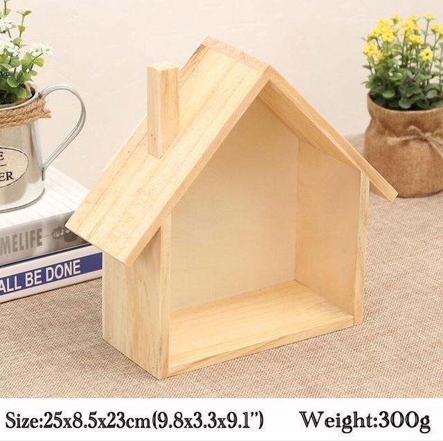 Decorative Hanging Wooden Storage Box | Decorative storage boxes ...