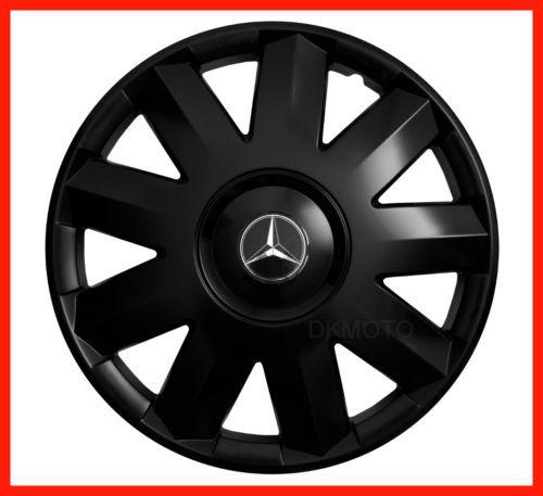 16 039 039 Wheel Trims Covers For Mercedes Sprinter Vito Viano 4x16 034 Black 16 039 039 Vauxhall Astra Renault Trafic Viano