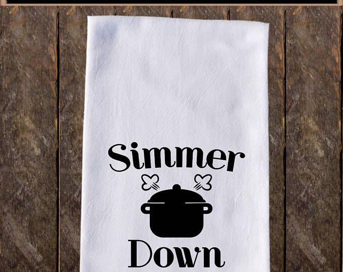 I like hugs, kisses, Help with the dishes Funny Dish Towels , Funny Tea Towels , Flour Sack Towels , Kitchen Decore, Custom Tea Towel KC06 #dishtowels