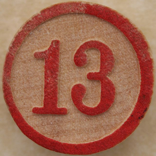 birthday number 13 in numerology