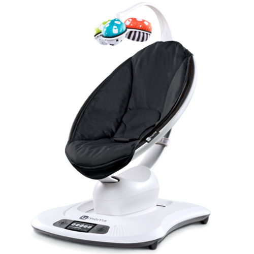 4moms Mamaroo Black Classic 3 0 Baby Bouncer Seat Baby Swings