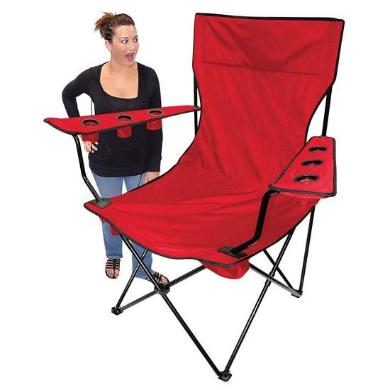 Kingpin Giant Folding Chair Camping Chairs Folding Chair