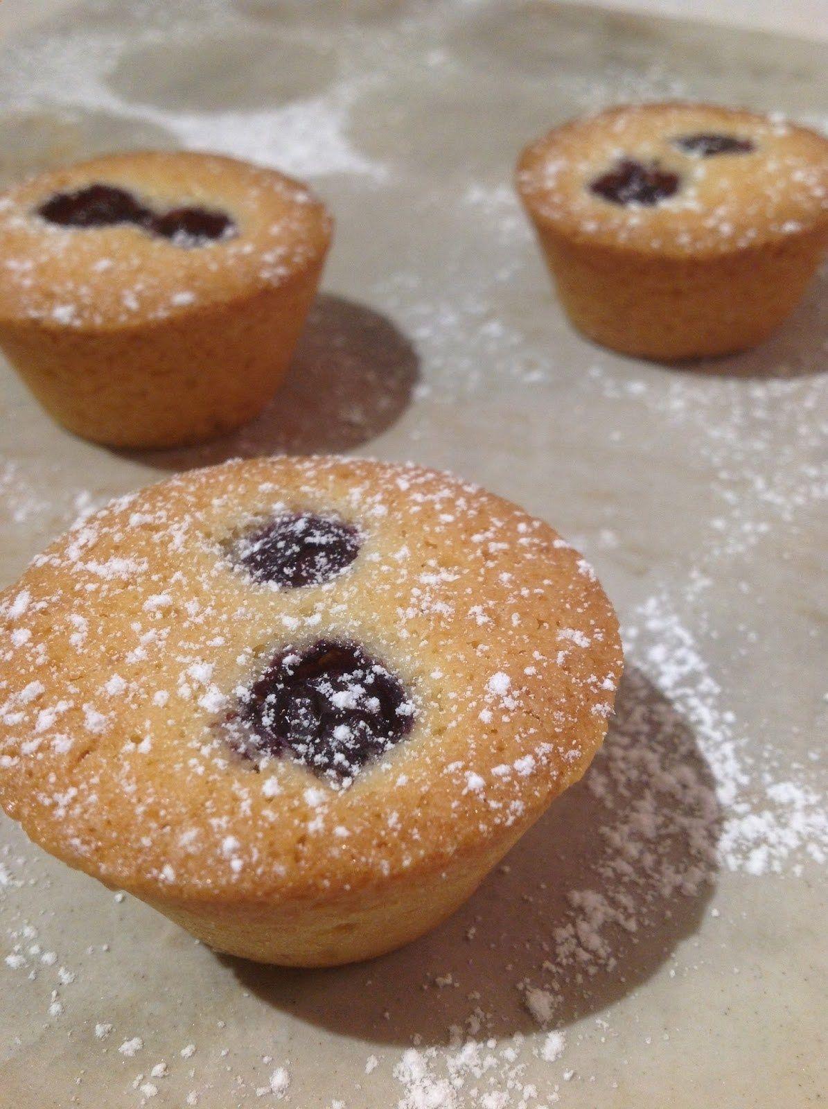 Melbourne Din(n)ing Blogberry FRIANDS RECIPE (GLUTEN FREE