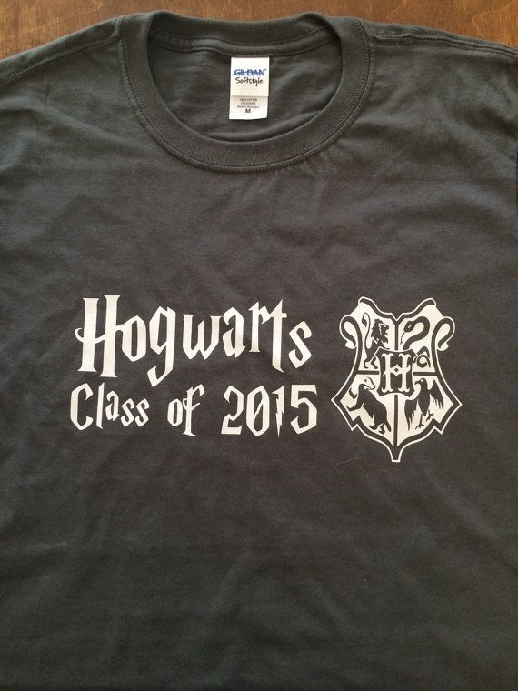 1a1587ab Hogwarts Class of PICK YOUR YEAR T-Shirt - Harry Potter Inspired Clothing  Graduation Present for Boys Girls Men Women Kids