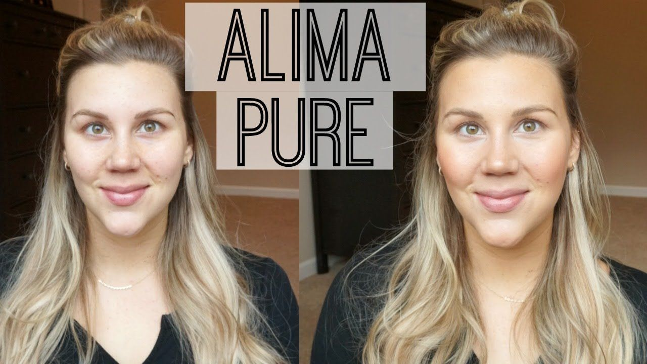 Alima Pure Tutorial! Tips & How To Apply YouTube Alima