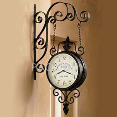 En Hogar Relojes Para HierroIdeas Reloj De Pared El WE2HD9IY