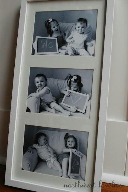 Room Redux: Update Your Space on the Cheap #grandparentphoto