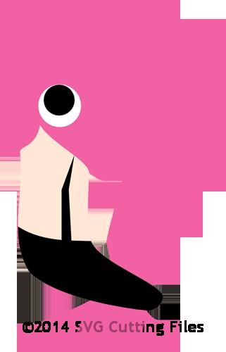 Pp Flamingo Heads Wonderland Blog Hop Flamingo