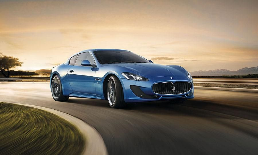 Maserati Makeover Italian luxury maker plans for dramatic