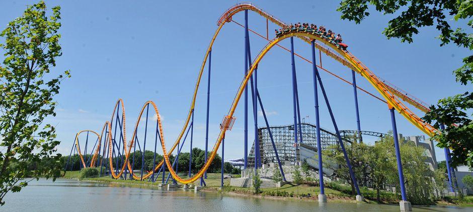 Resultado de imagen para behemoth vancouver roller coaster