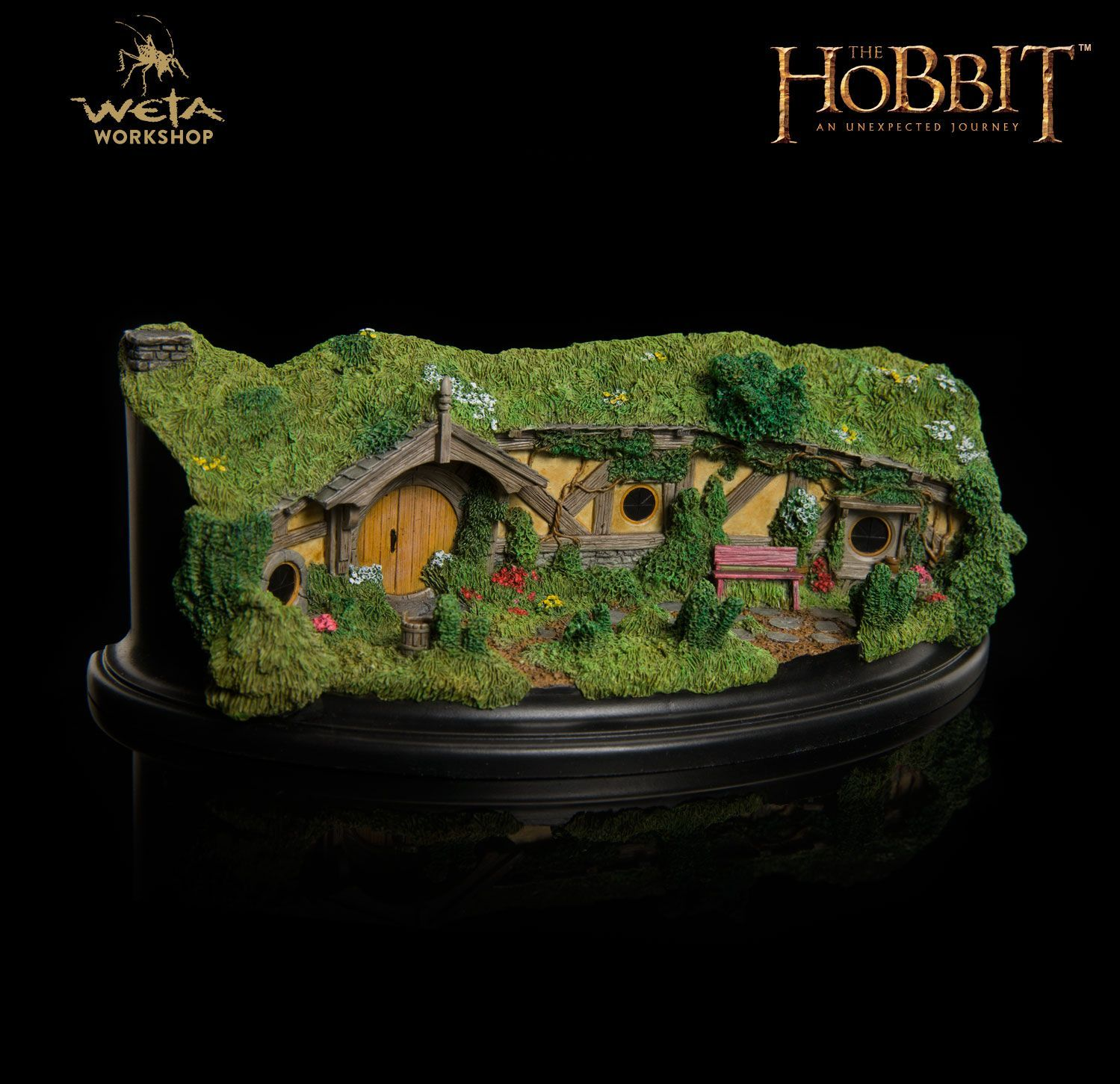 Weta Workshop pone a la venta la réplica de un nuevo agujero-hobbit ...