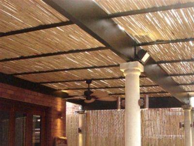 Cane Reed Amp Tonkin Bamboo Bamboo House Bamboo Ceiling