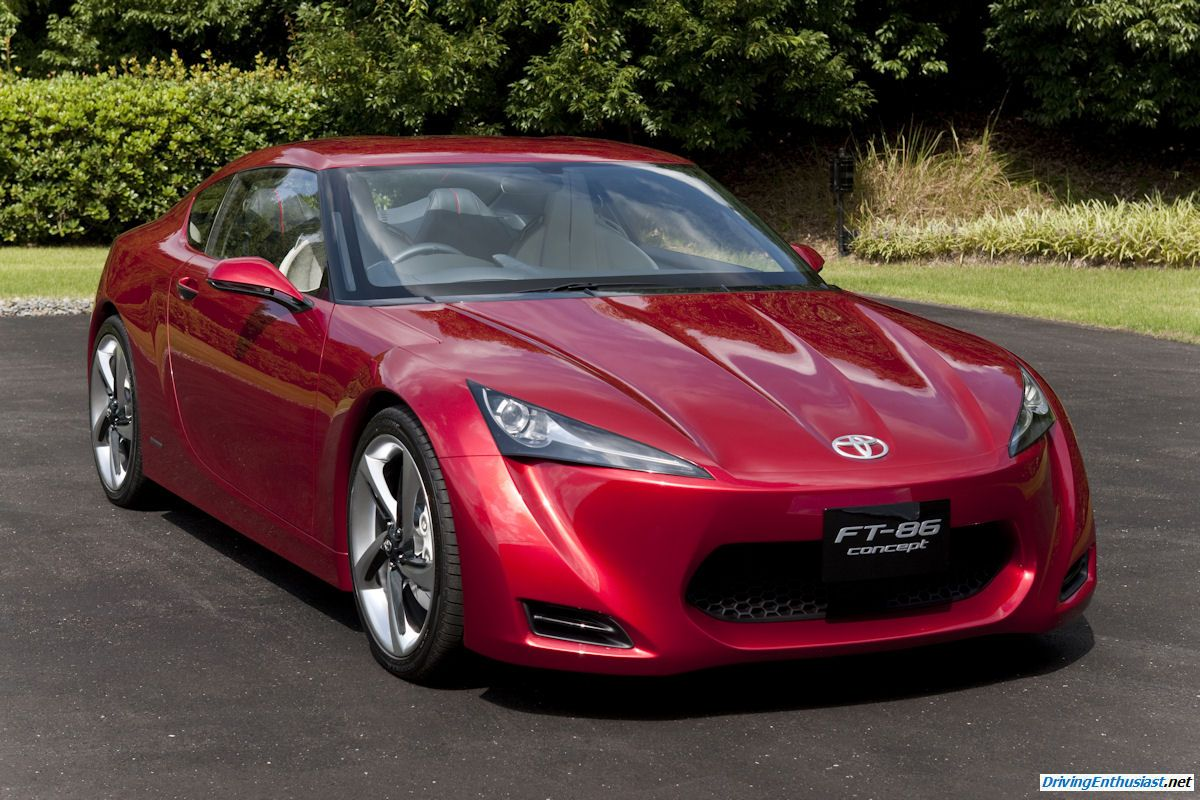 Toyota Ft 86 Concept Gallery Toyota 86 Toyota Celica Upcoming Cars