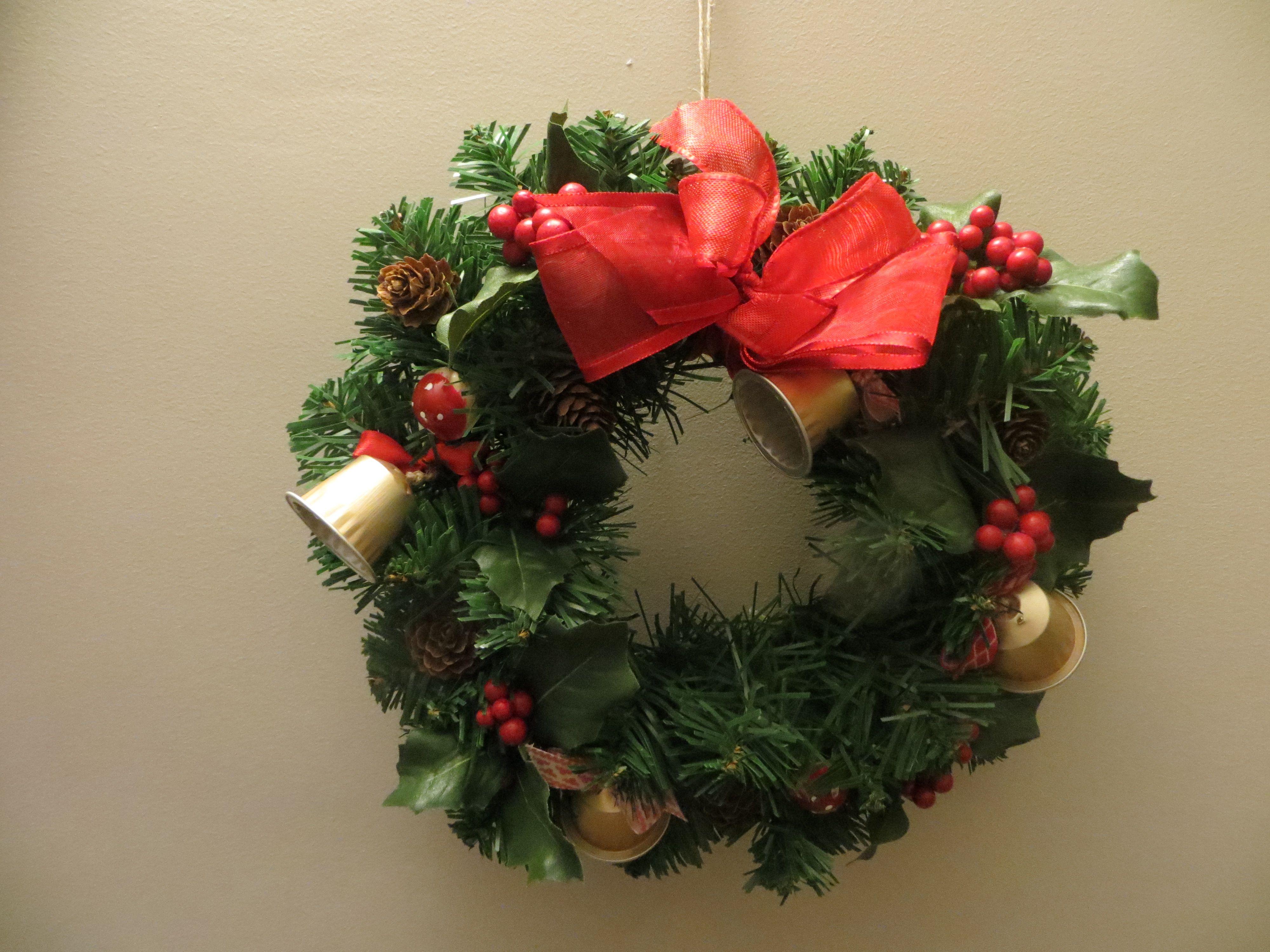decorazione natalizia - ghirlanda