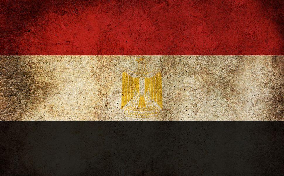Egypt Flag Hd Wallpaper