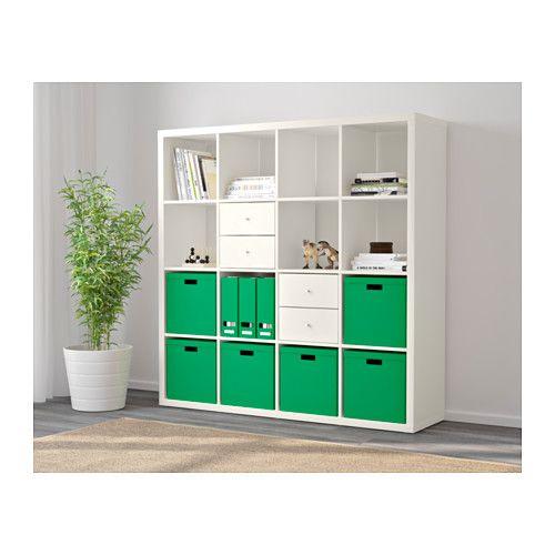 kallax regal wei ikea kallax in 2019 b ro g stezimmer g stezimmer und buero. Black Bedroom Furniture Sets. Home Design Ideas