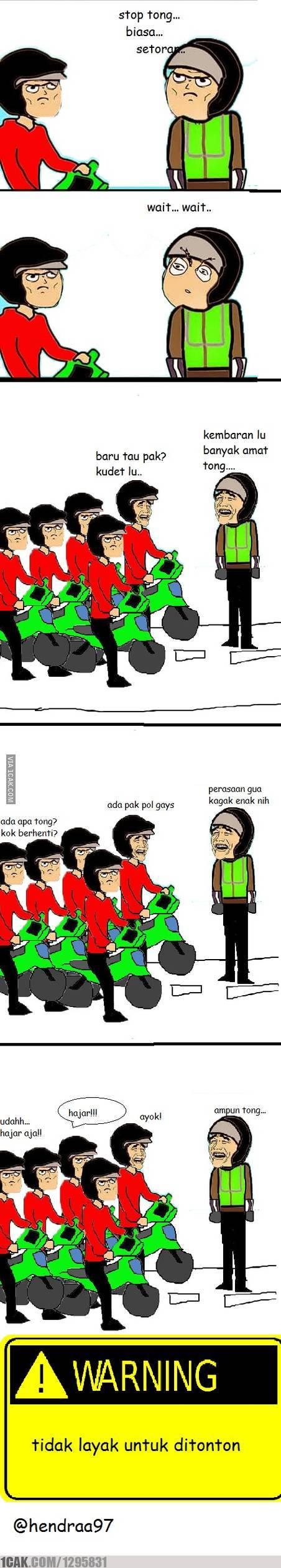Otong Pakpol Meme Indonesia Lucu V V Pinterest