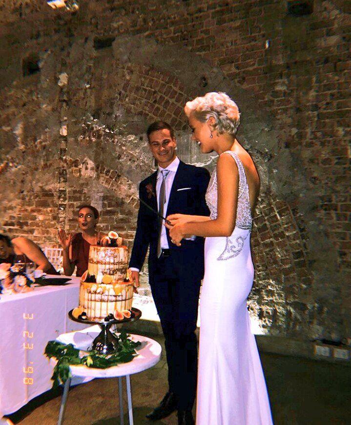 Wedding Taya Hillsong Smith