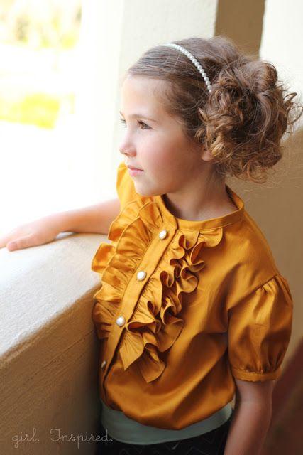Schoolgirl Sophisticate - Chevron Inspired PR