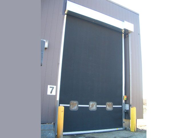 Rubber Roll Up Overhead Door Http Www All Ritedoors Com