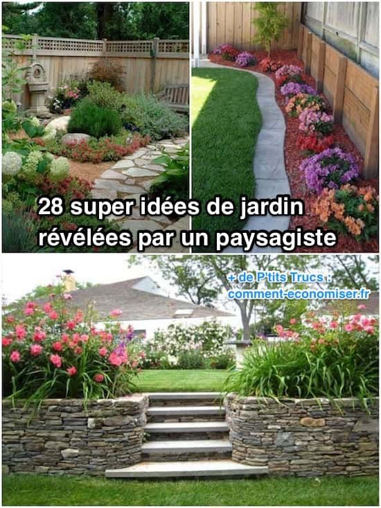 28 super id es de jardin r v l es par un paysagiste for Idees amenagement jardin exterieur