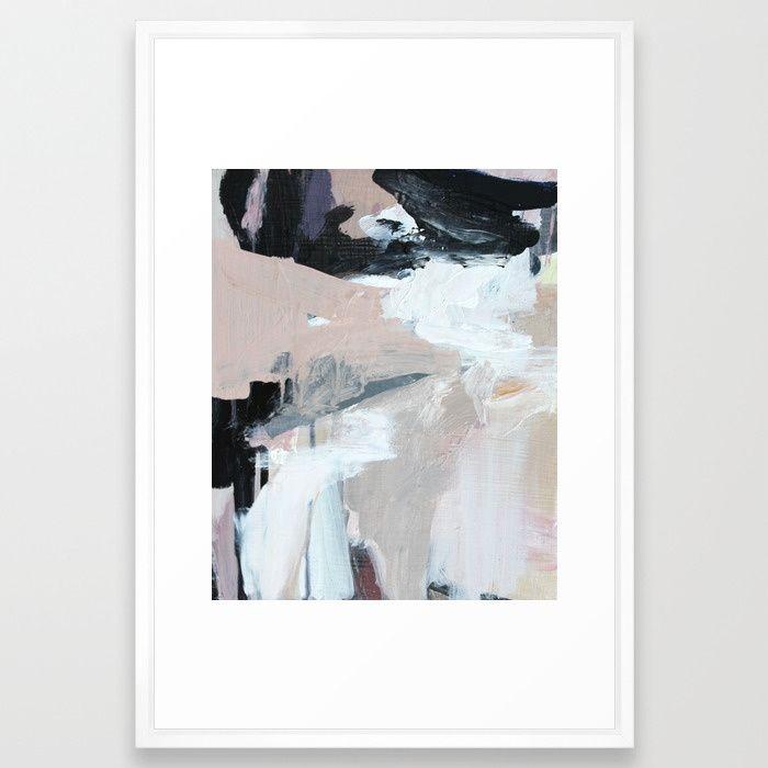 Buy September Daze Framed in white vector frame in the 26x38\