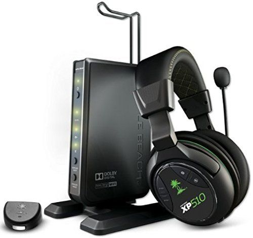 45a69043c20 Turtle Beach Ear Force XP510 Premium Wireless Dolby Digital PS3 PS4 Xbox  360 Gaming Headset Certified Refurbished * Be sure to check out this  awesome ...