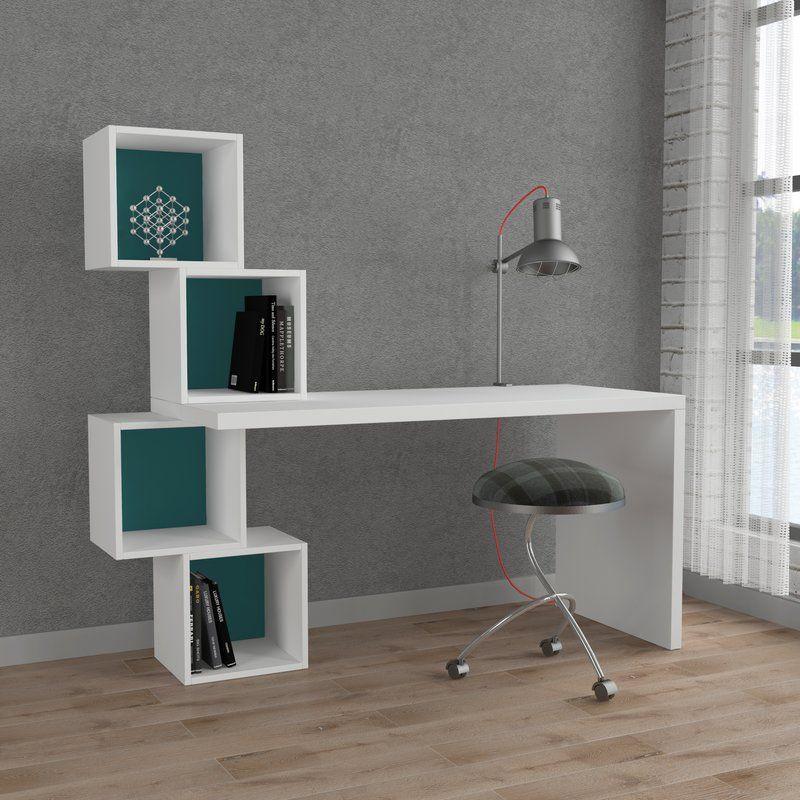 Francella Desk Decoracao Quarto Simples Ideias De Decoracao Para Casa Ideias Para Mobilia
