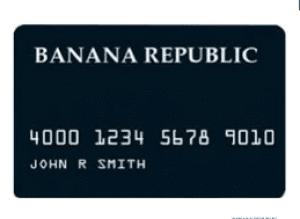 Banana Republic Credit Card Login  Customer Service  Rewards