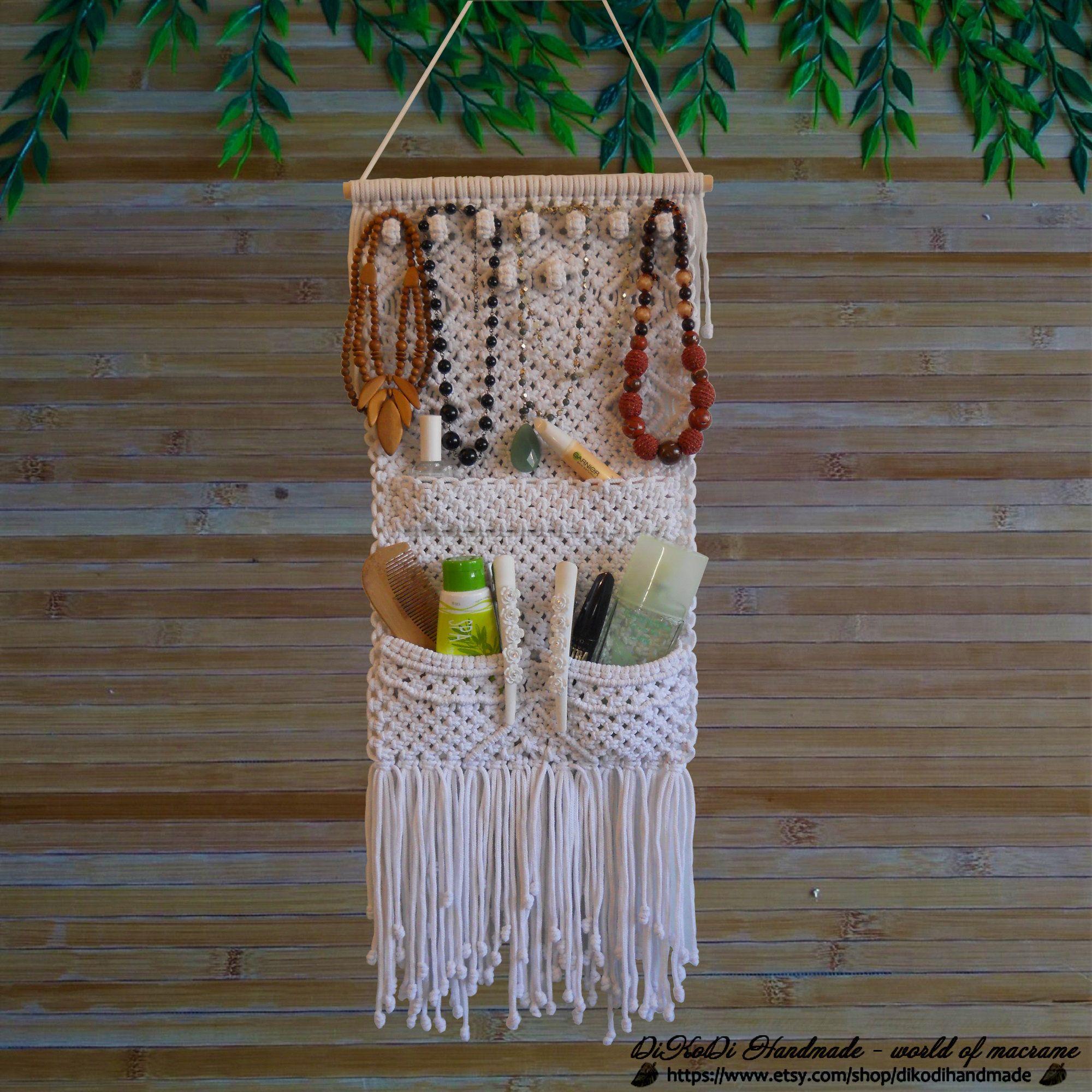 Hanging jewellery organiser, Home organization pro