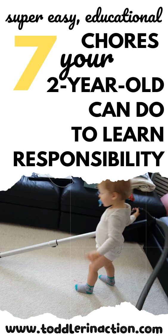 7 EASY TODDLER CHORES MY 2-YEAR-OLD DOES EVERY DAY