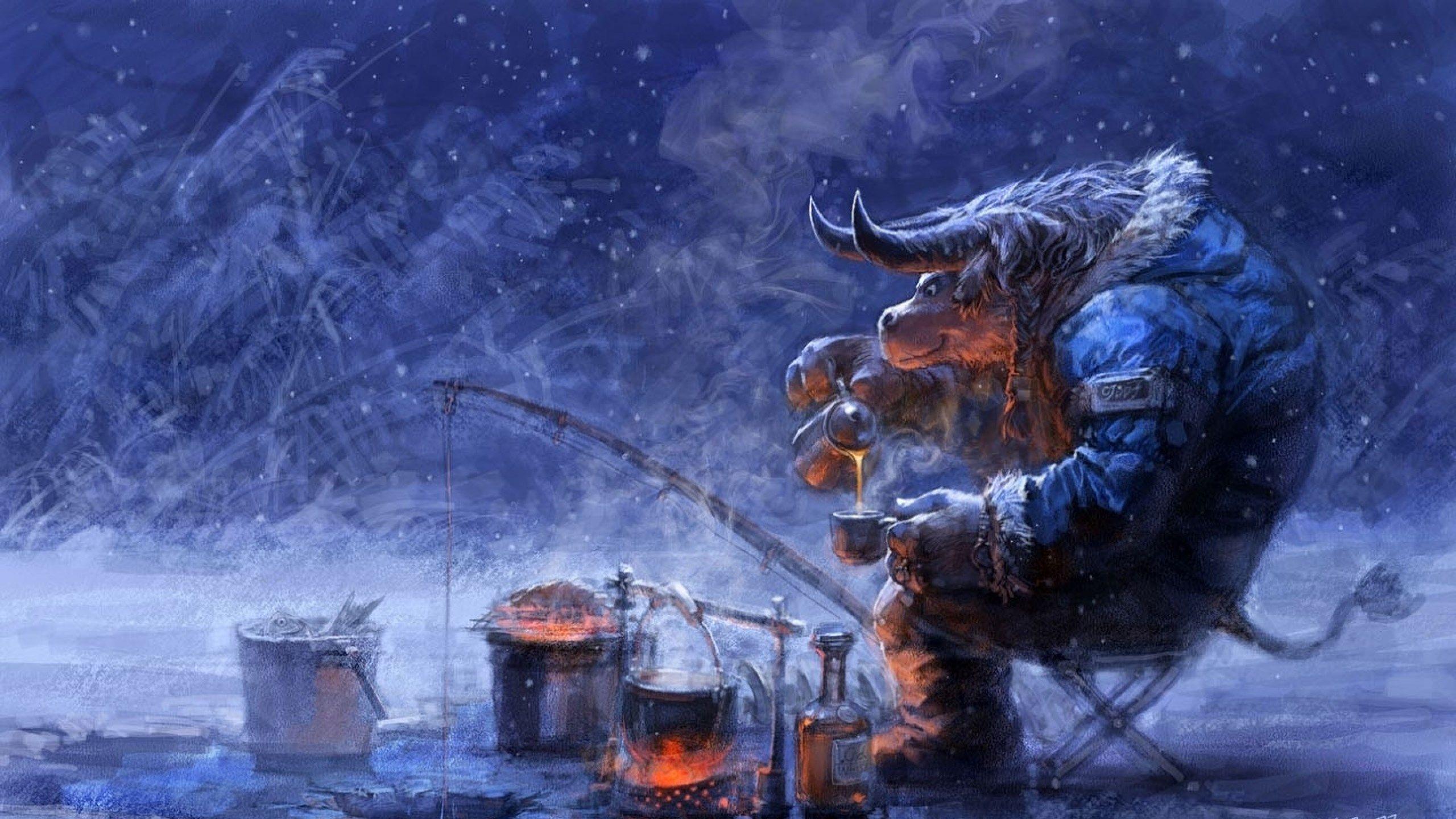 2560x1440 Widescreen Wallpaper World Of Warcraft World Of