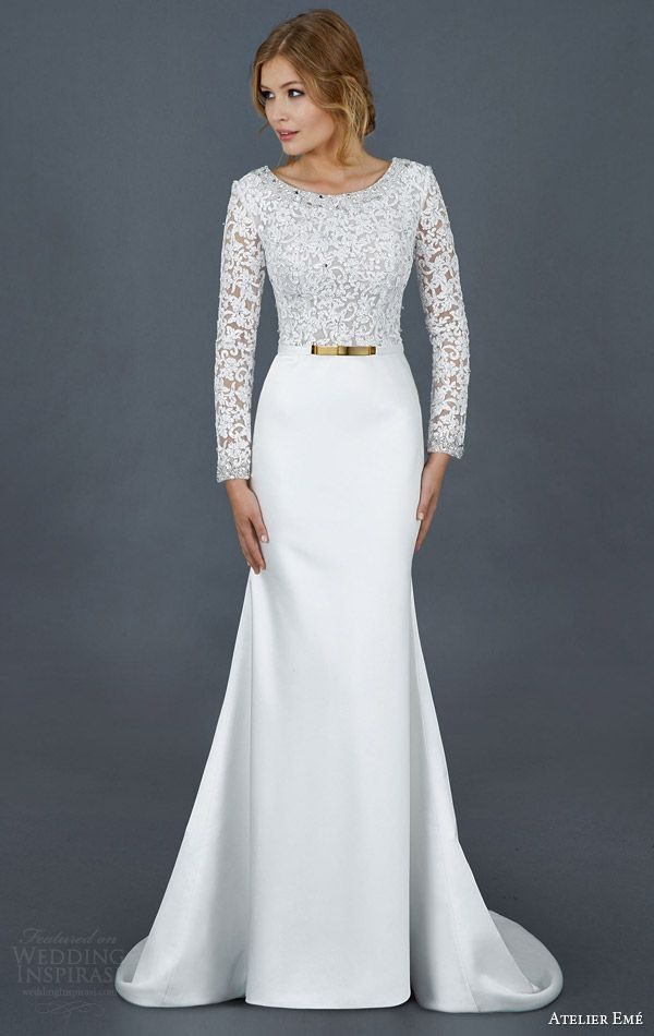 Atelier Eme 2016 Wedding Dresses Inspirasi