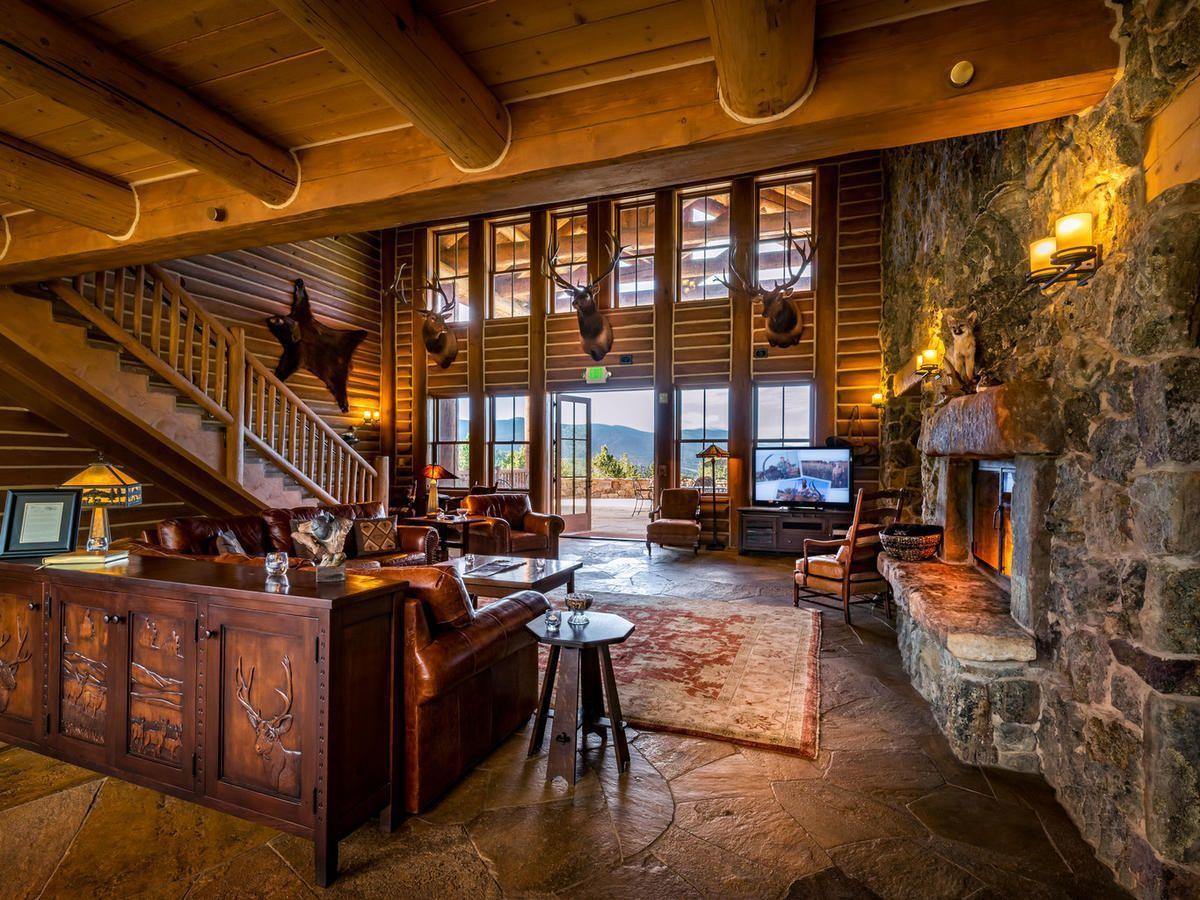 Raton Raton New Mexico Ambient Lighting Cabin Calm Cozy