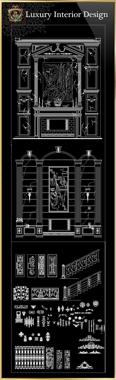 Luxury Interior Design CAD Blocks | Free Cad Blocks U0026 Drawings Download  Center