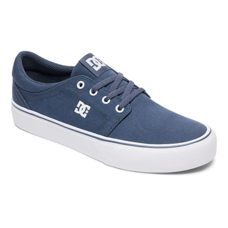 DC Shoes Trase TX M, Zapatillas para Hombre, Varios Colores (Grey/Black/Green), 46 EU