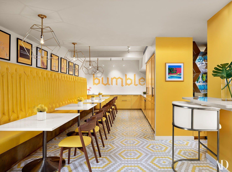 tour bumble s new headquarters architectural digest commercial