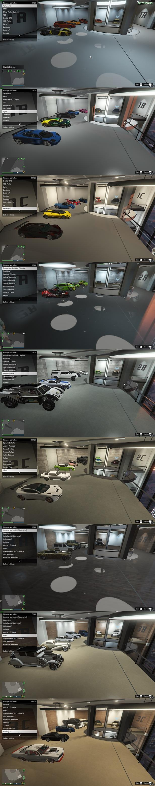 Best Office Garage Ever Grandtheftautov Gtav Gta5