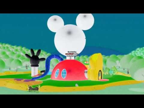 Mickey Mouse Clubhouse Theme Song In G Major 1 - YouTubbni ...