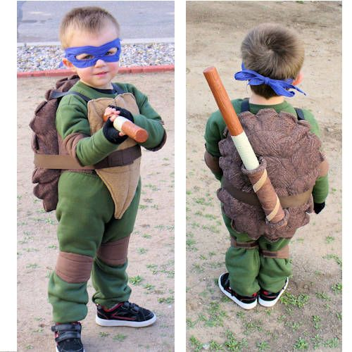 Donatello Teenage Mutant Ninja Turtle Costume