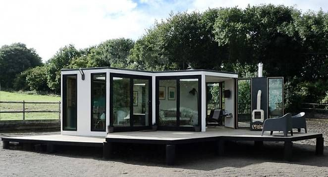 Hivehaus Modular hexagonal home is stylish off-grid living option - Faire Un Plan Interieur De Maison Gratuit