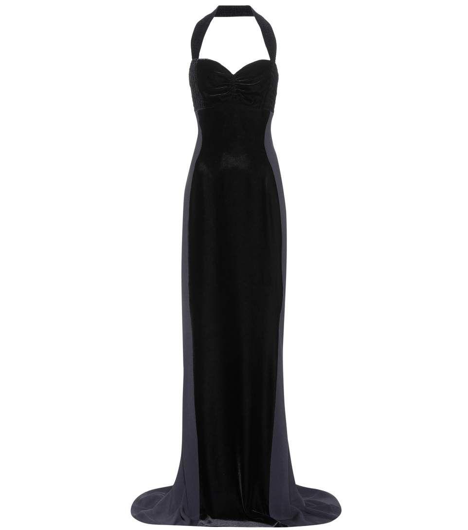 Stella mccartney velvet gown dresses pinterest velvet gown