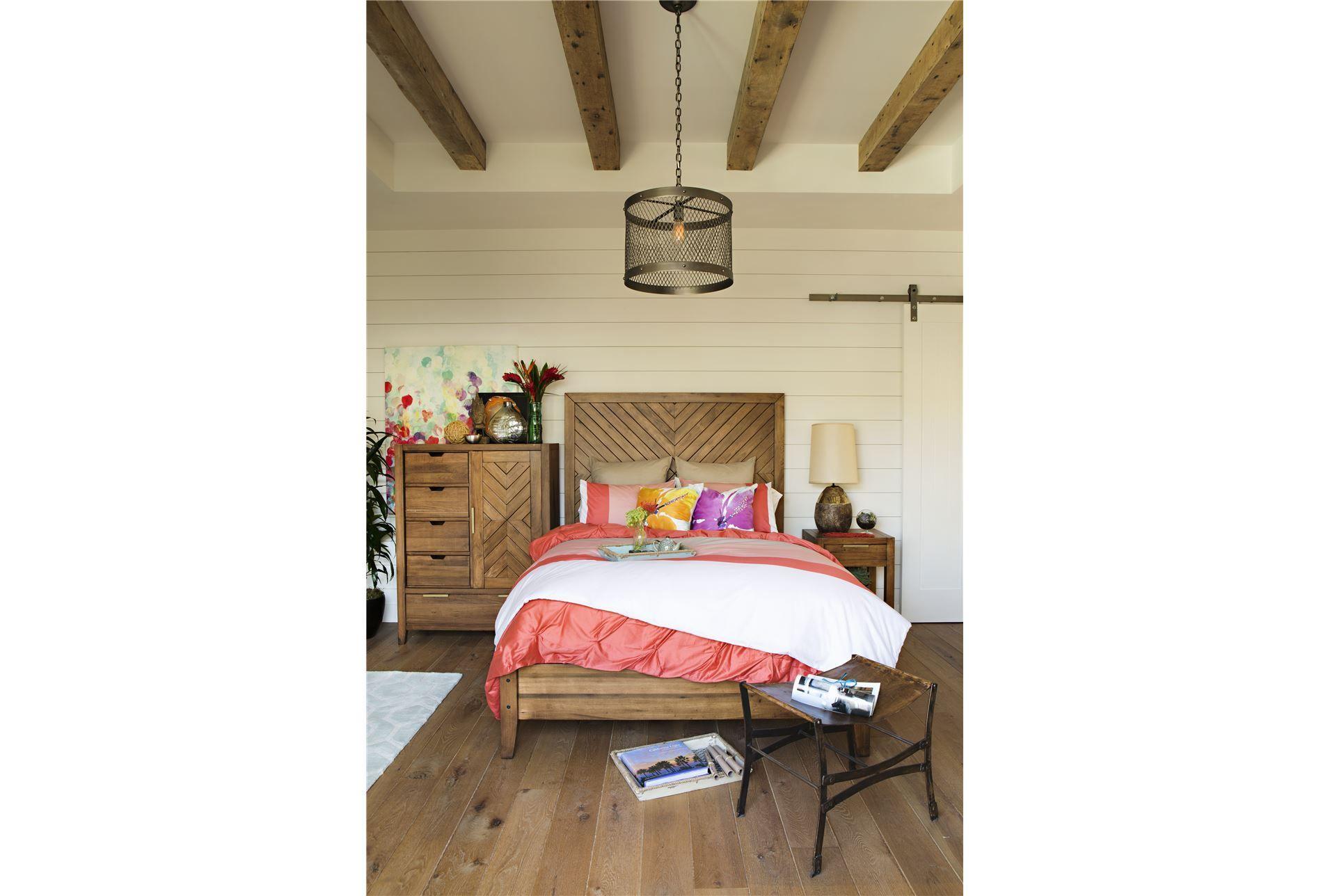 Kaya Door Chest Queen panel beds, Panel bed, Home