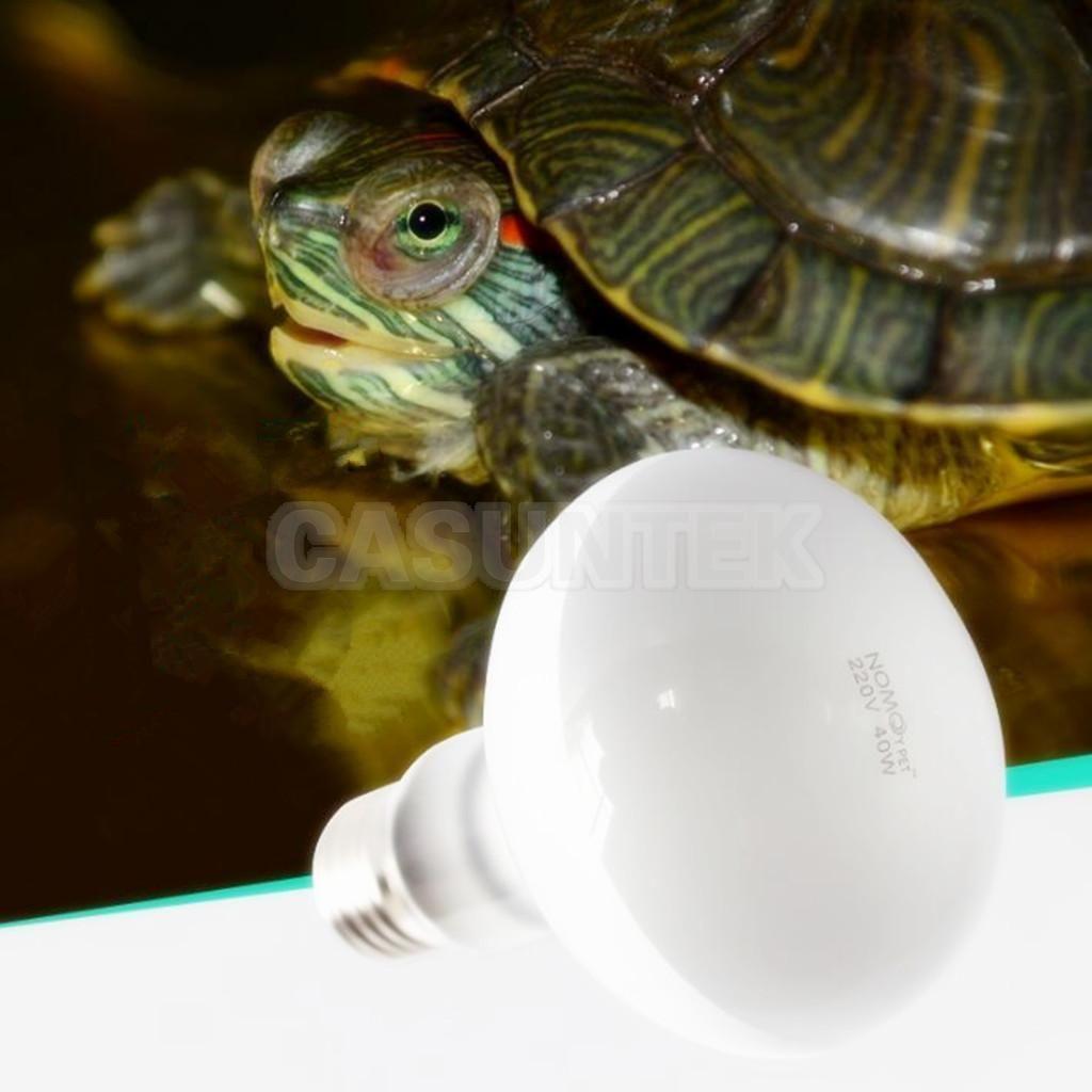 gbp vivariumreptiletortoise basking lamp heating light bulb