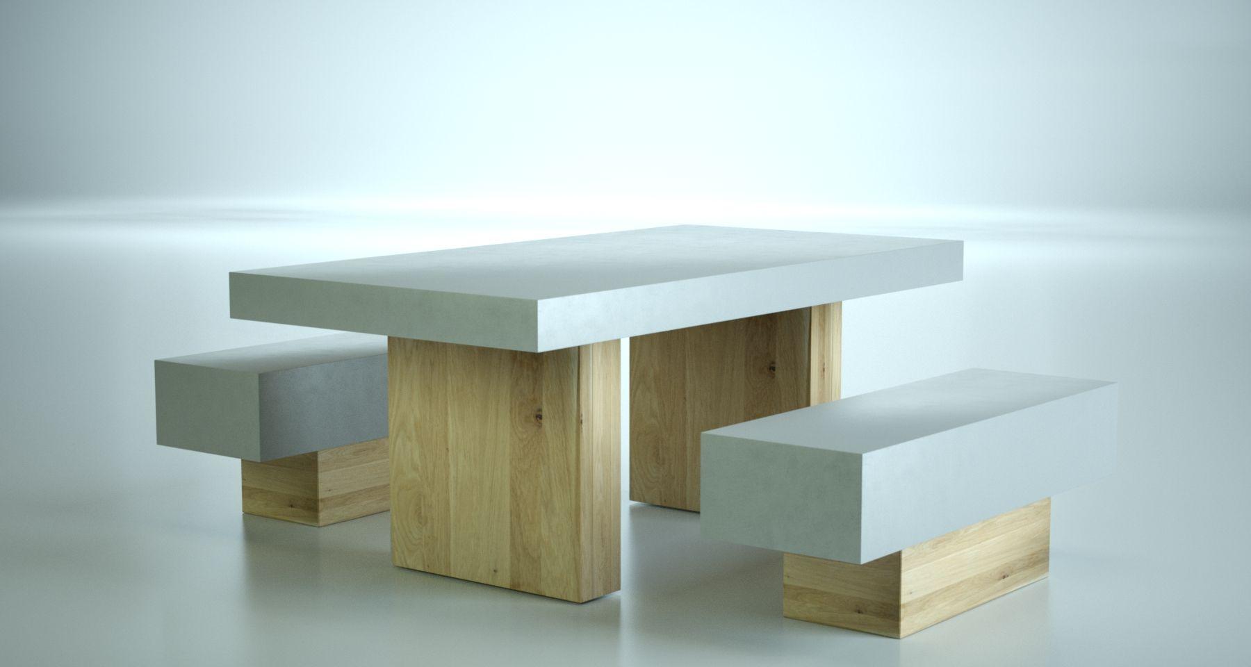 Esszimmermöbel design wohnzimmermöbel esszimmermöbel gartenmöbel aus glasfaserbeton in