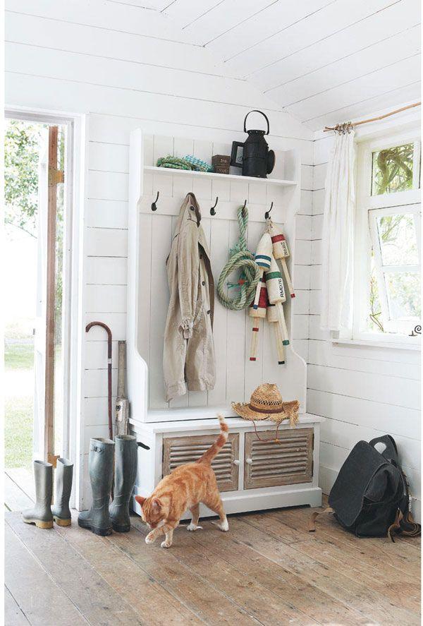 Muebles para el hall decoraci n hogar pinterest con for Mueble recibidor diseno
