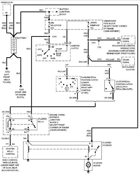 wiring diagram aveo