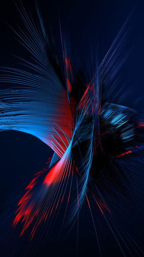 iPhone XR HD Wallpaper 2019 Nr.32 | Abstract