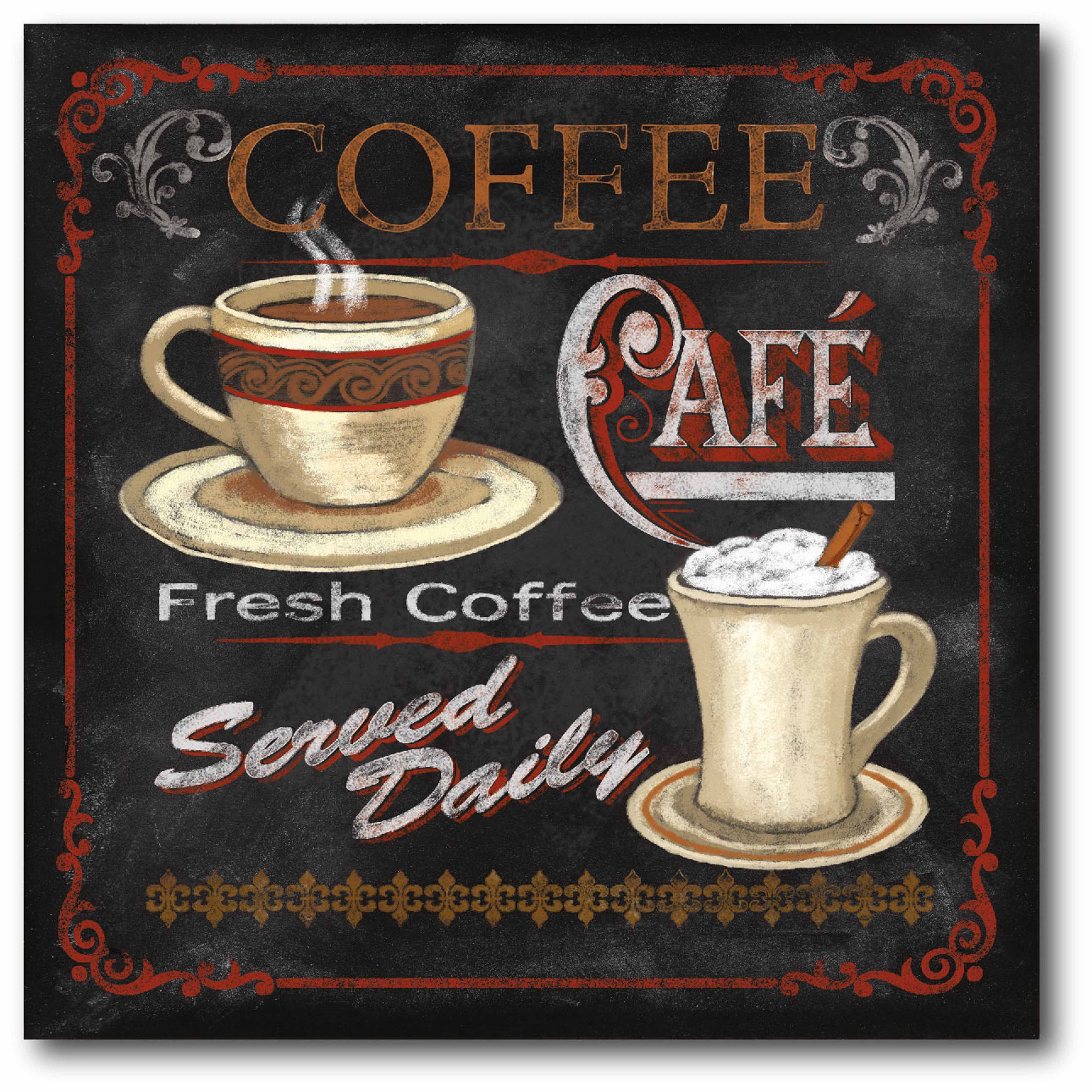 Home Cafe Posters Coffee Cafe Coffee Painting
